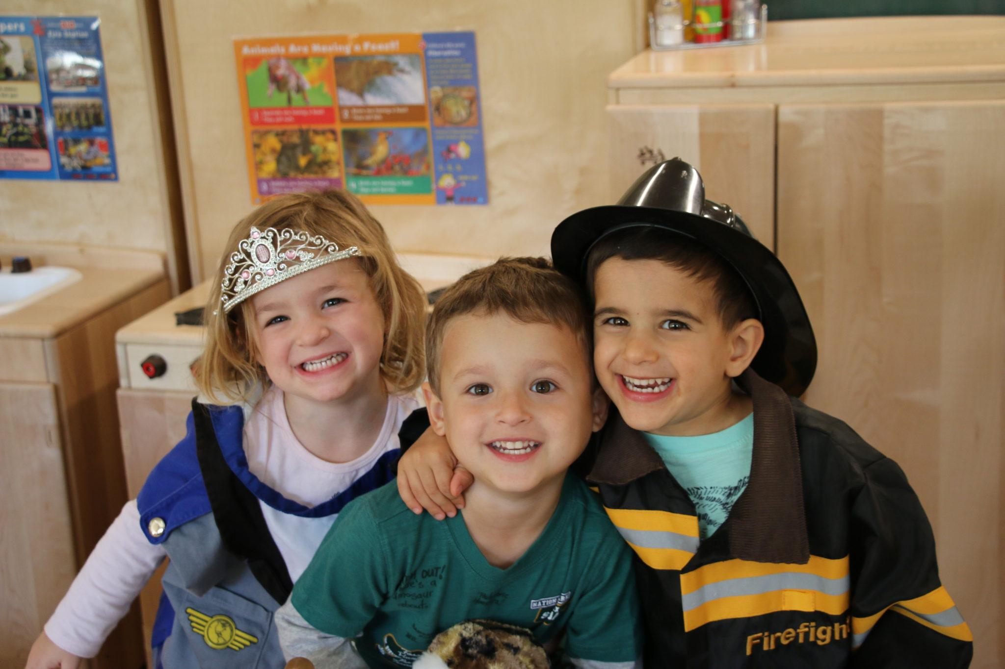 Fessenden Daycare Preschoolers